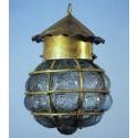 Pirata Lampe - Mallorca mundgeblasenem Glas