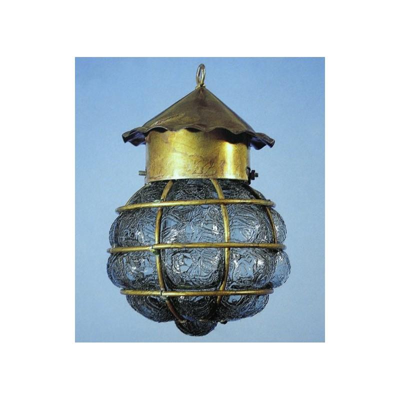 Pirata lamp - Blown glass artisan