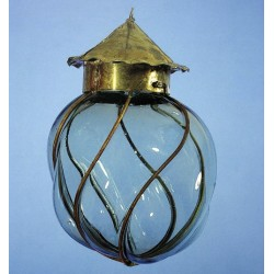 Mediterráneo Lantern - Blown glass artisan