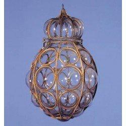Byzanz Laterne - Mundgeblasenem Glas Handwerker