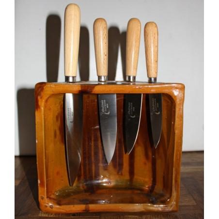 4 couteaux de cuisine de Majorque - Ordinas