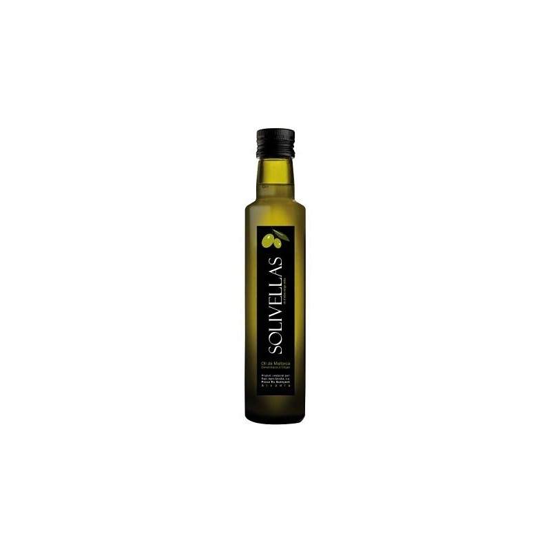 Extra virgin olive oil Solivellas 250 ml