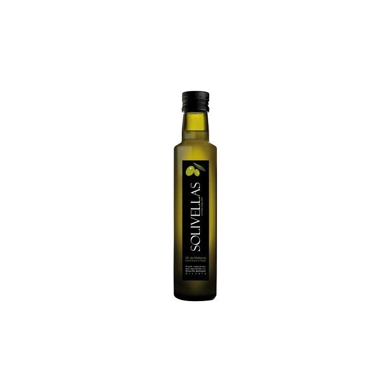 Extra virgin olivenolje 250 ml Solivellas
