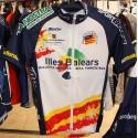 Officiële trui van de Balearen wielerploeg - Santini