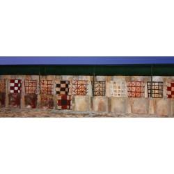 Met de hand beschilderde tegels - Mallorca Shop