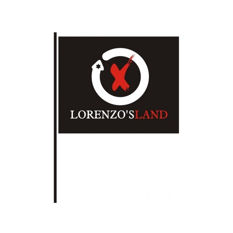flag Lorenzo's Land, Jorge Lorenzo