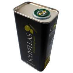 Ekstra jomfru olivenolie 500 ml Solivellas (6 enheder)