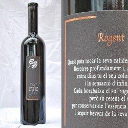 6 x Rogent 2005 rött vin - Son Sureda Ric