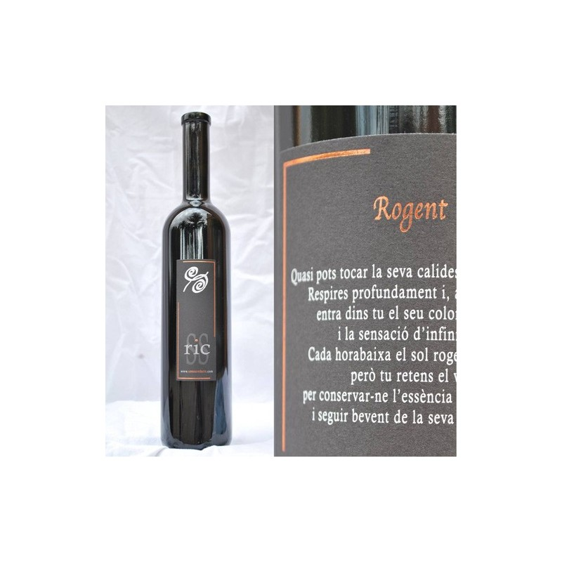 Rogent 2005 vino tinto - Son Sureda Ric