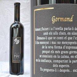 6 x Gormand vi negre - Son Sureda Ric