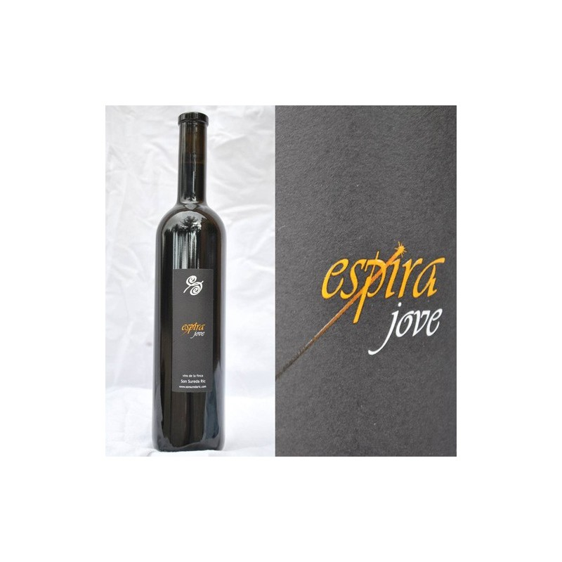 Espira 2010 red wine - Son Sureda Ric