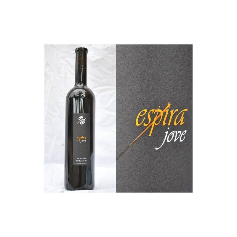 Espira 2010 red wine - Son Sureda Ric