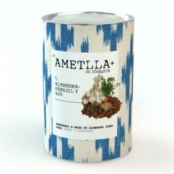 Ametlla, julivert i all