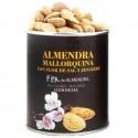 Mallorca amandel met Fleur de Sel en gember