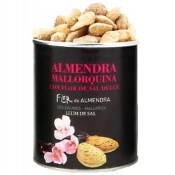Mallorca mandel med sött Fleur de Sel