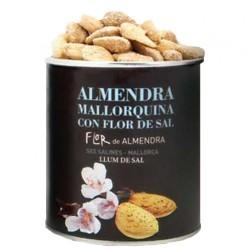 12 x Mallorca mandel med Fleur de Sel