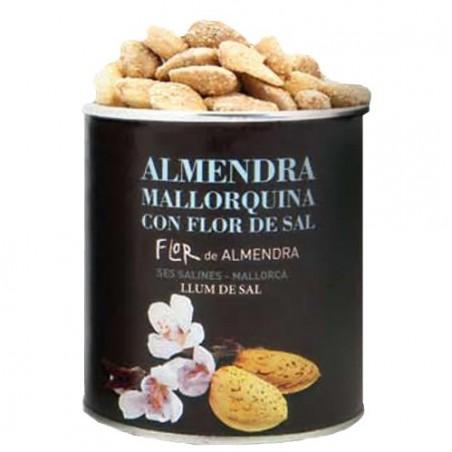 Mallorcanske mandel med Fleur de Sel