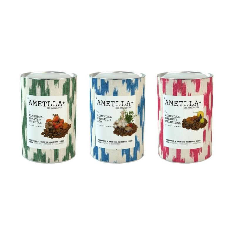 Pack variado Ametlla+ 3 sabores