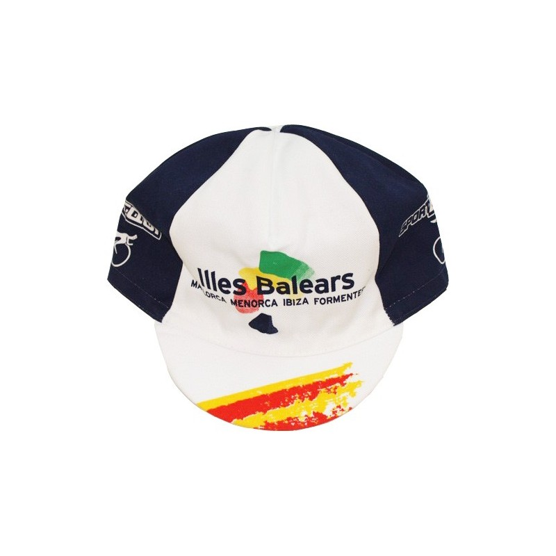 Officiella keps av Balearerna Cycling Team - Santini