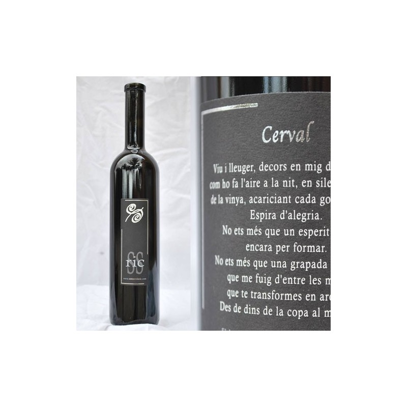Cerval 2005 vino tinto - Son Sureda Ric