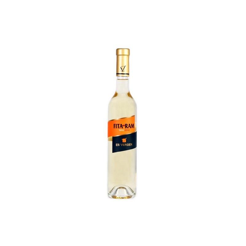 Sweet white wine Fita del Ram 2010