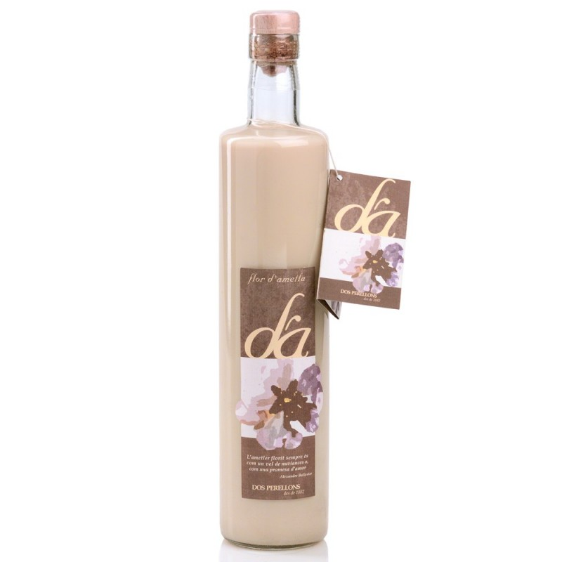 Almond cream, Flor d´ametla
