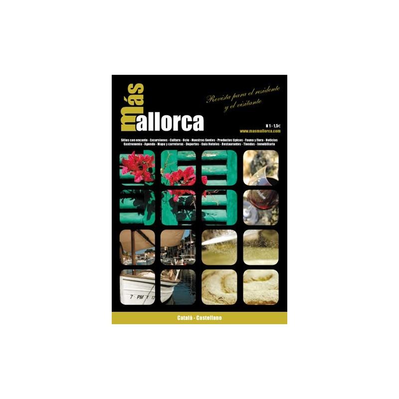 Libro electrónico Revista Más Mallorca