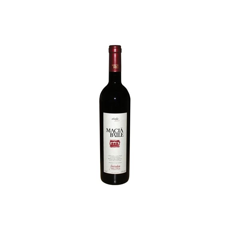 красное вино 2011 - Битва Macià