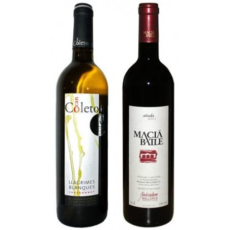Vins Can Coleto + Bodegues Macià Batle