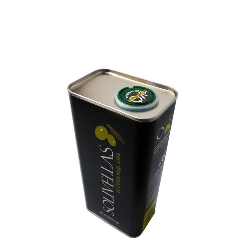 Oli d'oliva verge extra Solivellas 250 ml (6 unitats)
