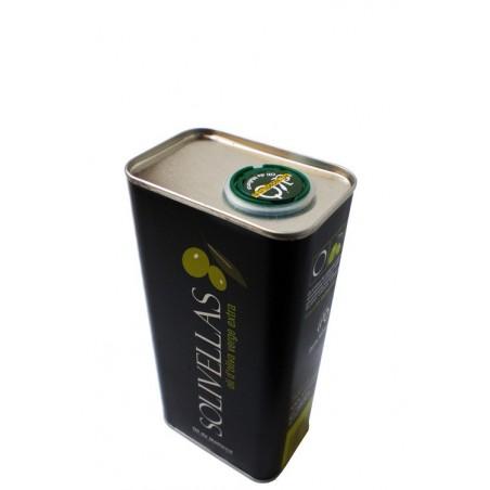 Ekstra jomfru olivenolie 250 ml Solivellas (6 enheder)