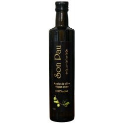 Ekstra jomfru olivenolie 500 ml Son Pau