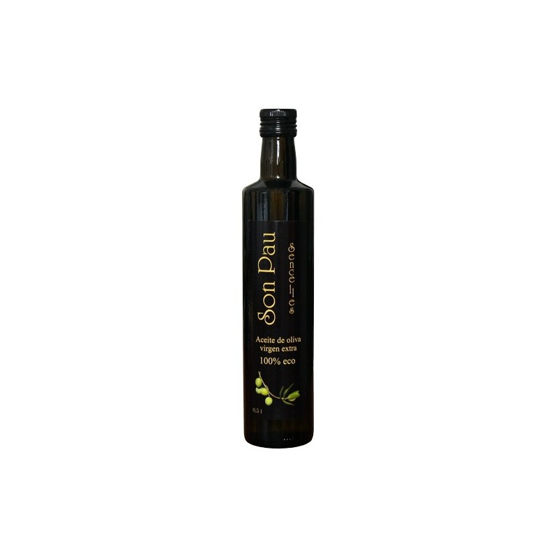 Extra virgin olive oil Son Pau 500 ml