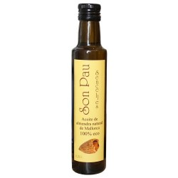 4 x Natural Almond oil