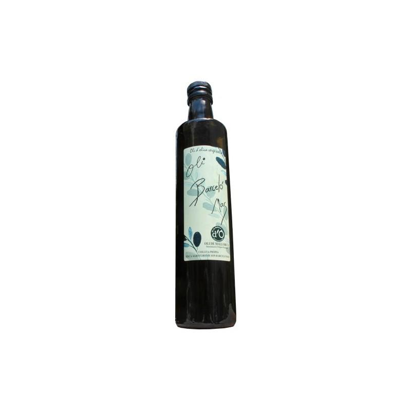 Natives Olivenöl extra 500 ml Barceló Mas