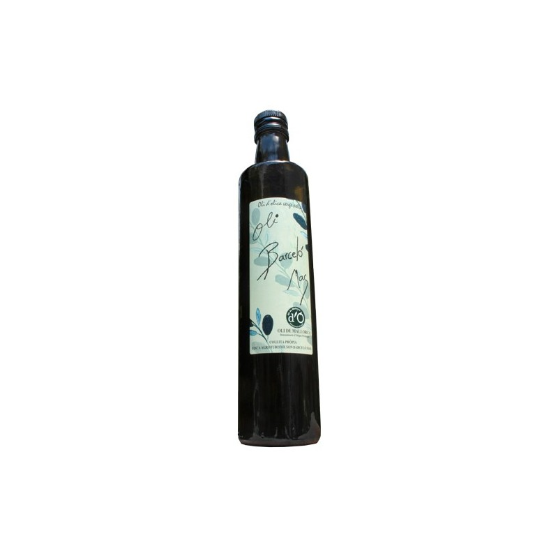 Huile d'olive 500 ml Barceló Mas