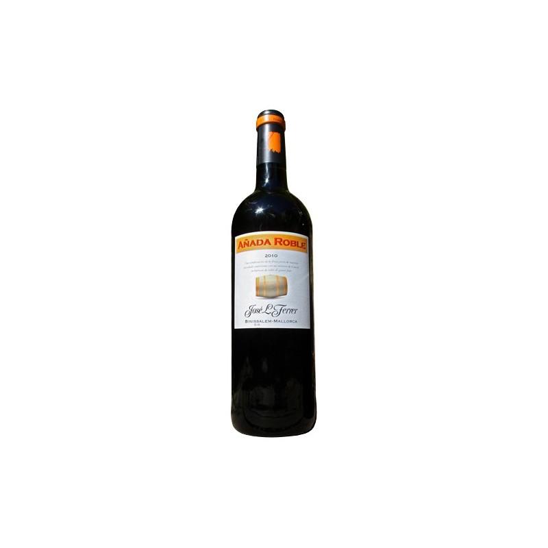 Rode wijn Añada Roble 2010 - José Luis Ferrer