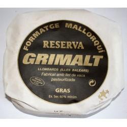 Mallorcas kureret reserve ost - Grimalt