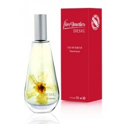 Flor d'Ametler DESIG 50 ml (Serie Limitada). Perfume