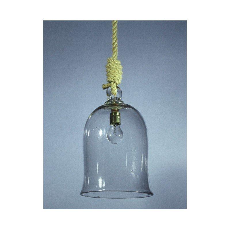科孚島燈塔 - 手工吹制的玻璃。  大小:小,中,大。
