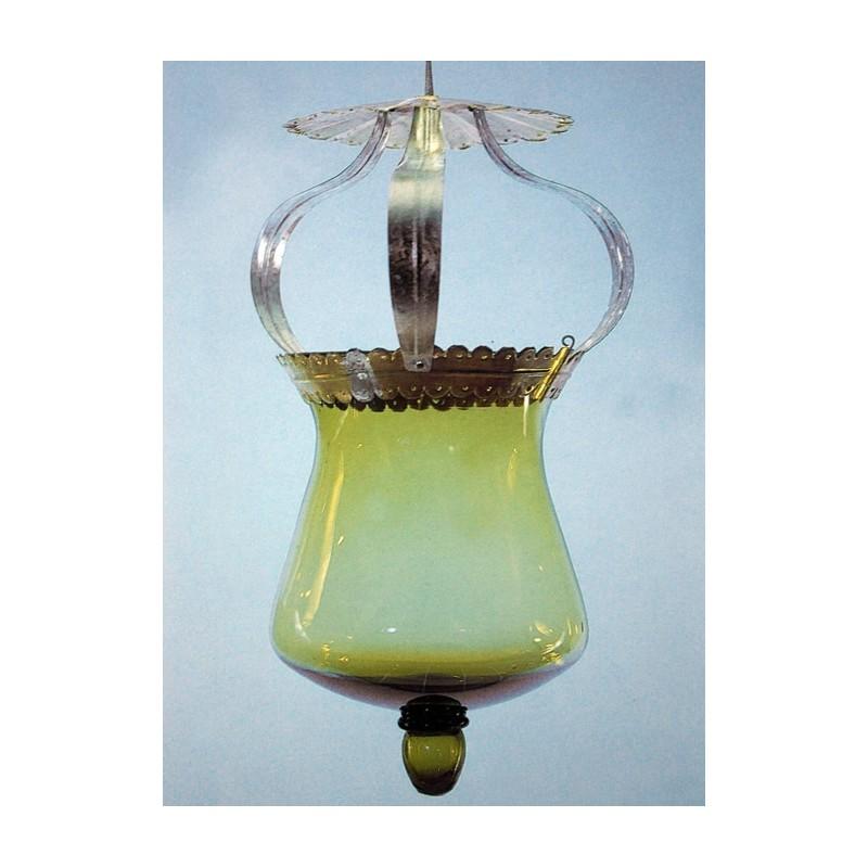 Mallorca Lantaarn - Geblazen glas artisanale