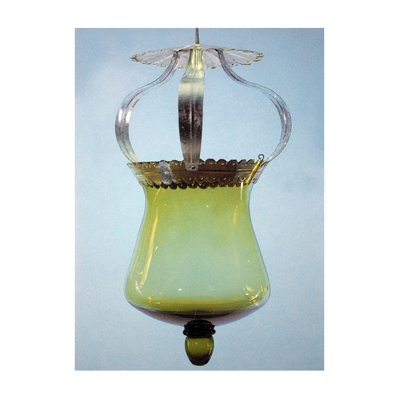 Mallorca Lantern - Mallorca blown glass
