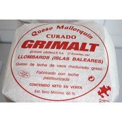Queso mallorquín Curado - Grimalt