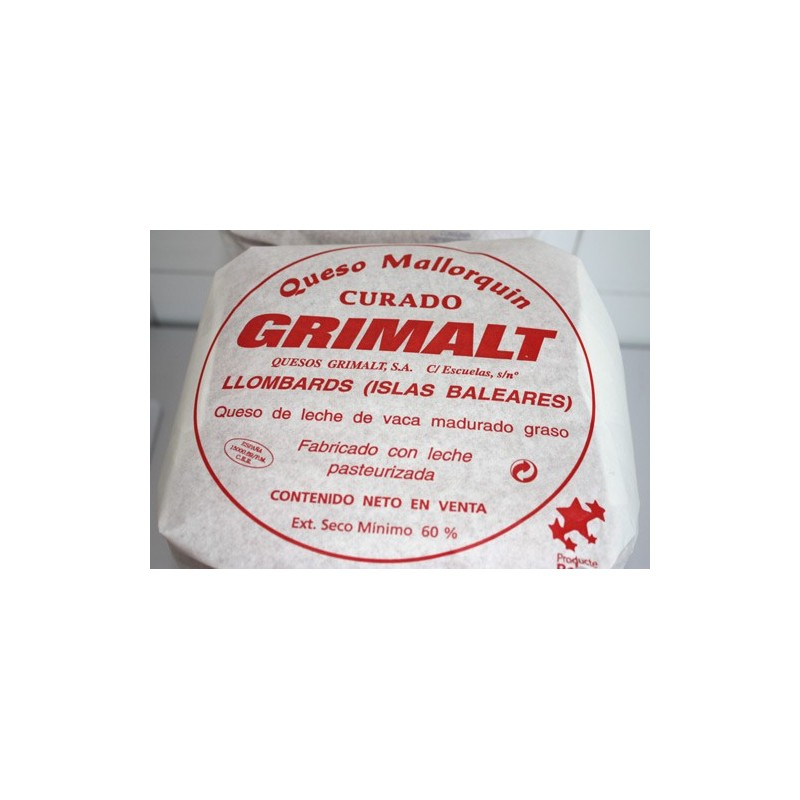 馬略卡治愈的奶酪 - Grimalt