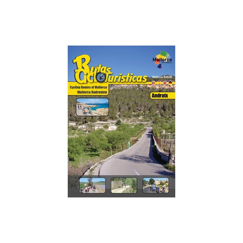 Ebook Mallorca sykkelruter - Andratx