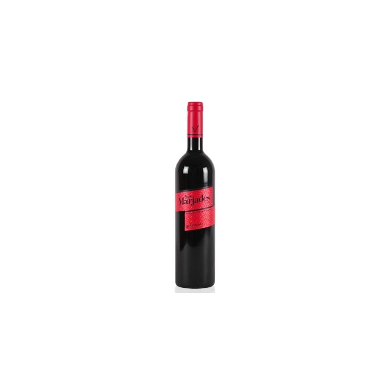 Vin rouge Ses Marjades - Es Verger