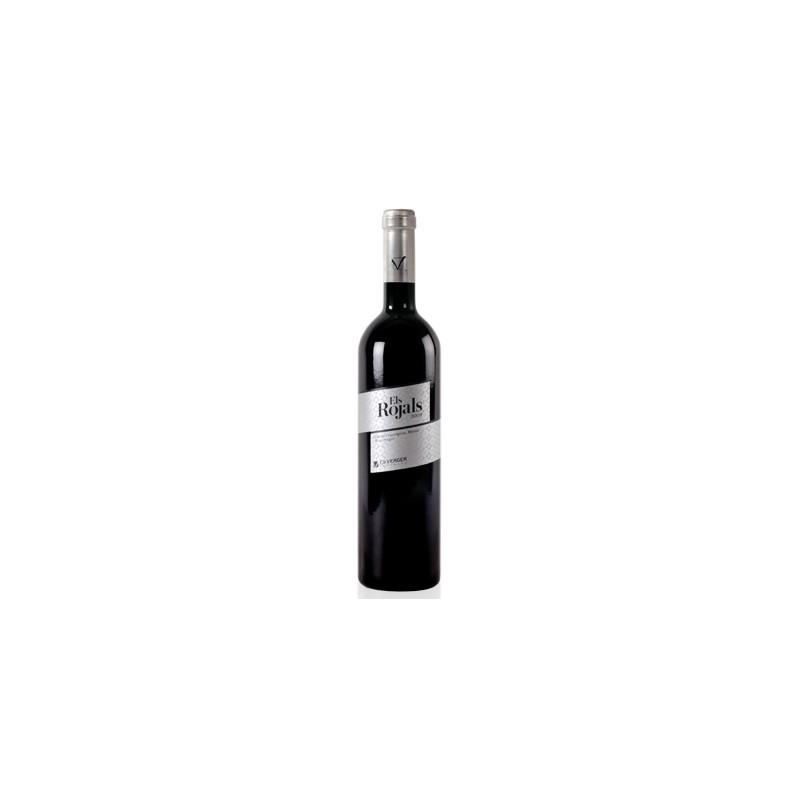Vino rosso Els Rojals 2008 - Es Verger