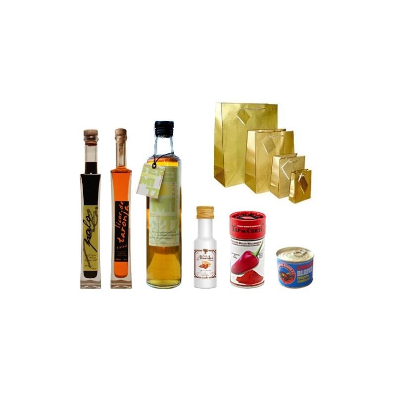 Selección de productos mallorquines - Cestas y lotes de Navidad - Regalos empresa