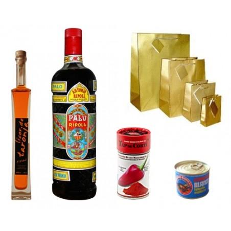 Christmas presents, baskets, lots - Company Gifts - Original gifts