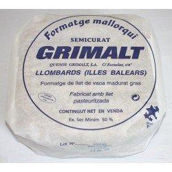 Semi Mallorcaanse kaas - Grimalt